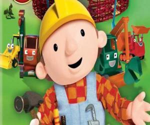 Układanka Bob Budowniczy z ich maszyn