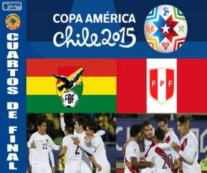 Układanka BOL - PER Copa America 2015