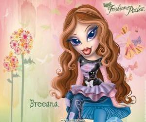 """Układanka Breeana jest nieśmiały i samotny, jest nazywany """"Haditha mody"""" ona i jej rodzina są wróżki"""