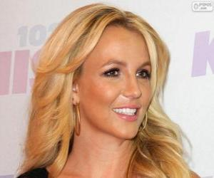 Układanka Britney Spears