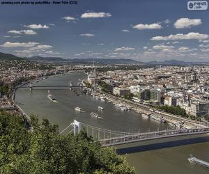 Układanka Budapest, Węgry