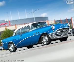Układanka Buick Special 1955
