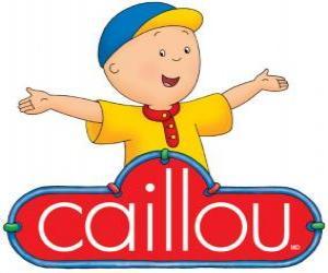 Układanka Caillou