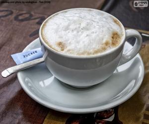 Układanka Cappuccino