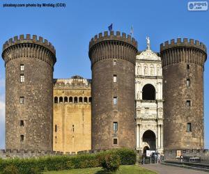 Układanka Castel Nuovo, Włochy
