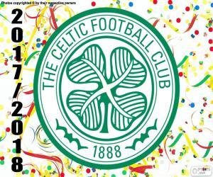 Układanka Celtic, Premiership 2017-2018
