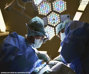 Układanka Chirurg