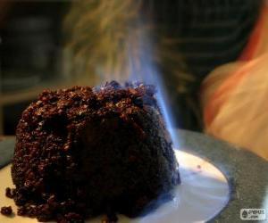 Układanka Christmas pudding, Wielka Brytania