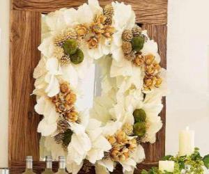 Układanka Christmas Wreath