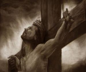 Układanka Chrystus ukrzyżowany