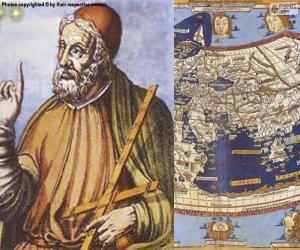 Układanka Claudio Ptolemeusz