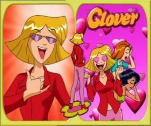 Układanka Clover jest najbardziej zabawne szpiega