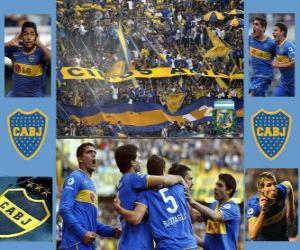 Układanka Club Atlético Boca Juniors