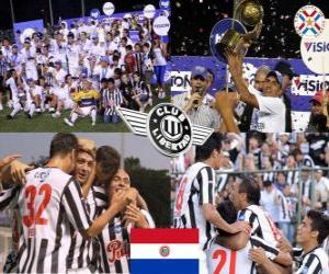 Układanka Club Libertad Clausura 2010 Champion (Paragwaj)