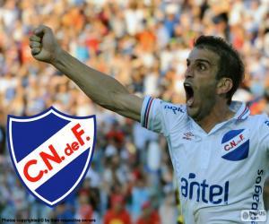 Układanka Club Nacional de Football, mistrz 14-15