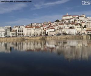 Układanka Coimbra, Portugalia