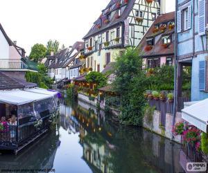 Układanka Colmar, Francja