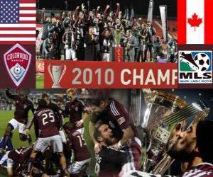 Układanka Colorado Rapids Champion Cup MLS 2010 (Stany Zjednoczone i KANADA)