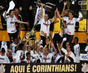 Układanka Corinthians / Timão, Copa Libertadores 2012 Mistrz