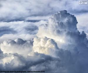 Układanka Cumulonimbus