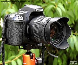 Układanka Cyfrowy aparat fotograficzny