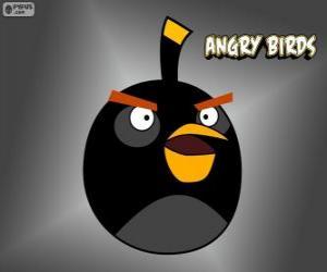 Układanka Czarny ptak (Black Bird)