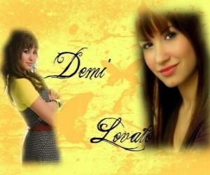 Układanka Demi Lovato, Camp Rock