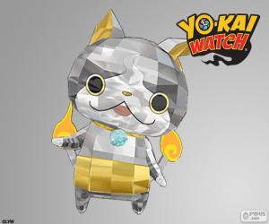Układanka Diamanyan, Yo-Kai Watch