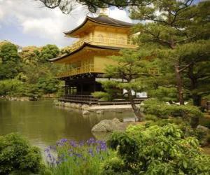 Układanka Dom w stylu orientalnym