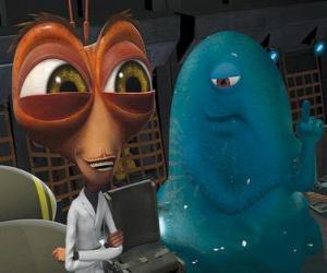 Układanka Dr Bob i karaluch
