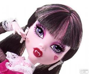 Układanka Draculaura z Monster High