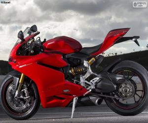 Układanka Ducati 1299 Panigale 2015