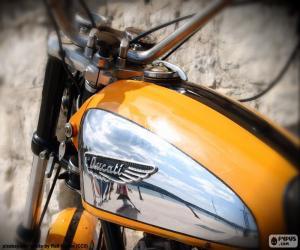 Układanka Ducati Scrambler 1966