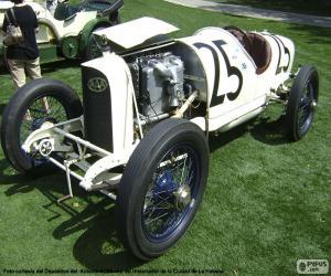 Układanka Duesenberg Indianapolis Racer (ur. 1915)