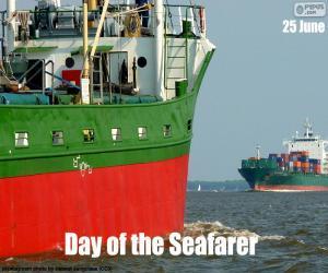Układanka Dzień Marynarza