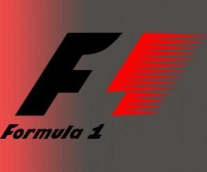 Układanka Dziennik Formuły 1 Logo