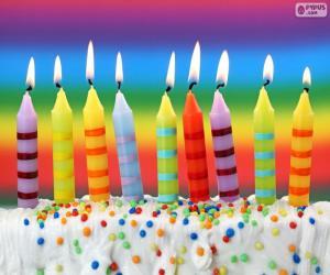 Układanka Dziewiąte urodziny