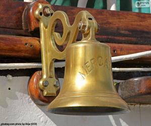 Układanka Dzwon okrętowy