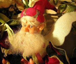 Układanka Elf Narodzenia