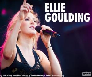 Układanka Ellie Goulding