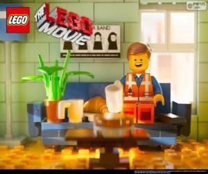 Układanka Emmet, główny bohater filmu Lego