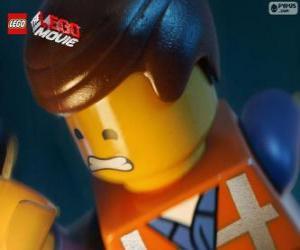 Układanka Emmet z filmu Lego Przygoda