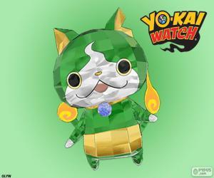 Układanka Esmenyan, Yo-Kai Watch