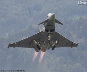 Układanka Eurofighter Typhoon