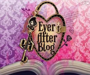 Układanka Ever After High logo