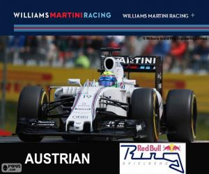 Układanka F. Massa, G.P Austrii 2015