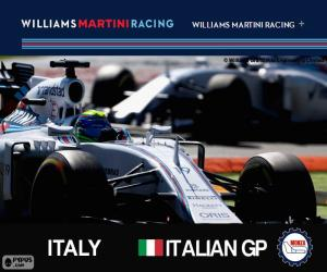 Układanka F. Massa, Grand Prix Włoch 2015