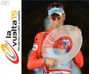 Układanka Fabio Aru Vuelta a España 2015