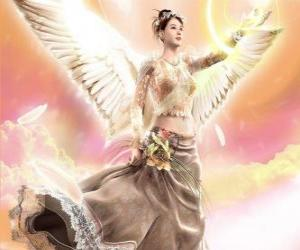 Układanka Fairy najwyższym