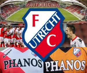 Układanka FC Utrecht, holenderski klub piłkarski